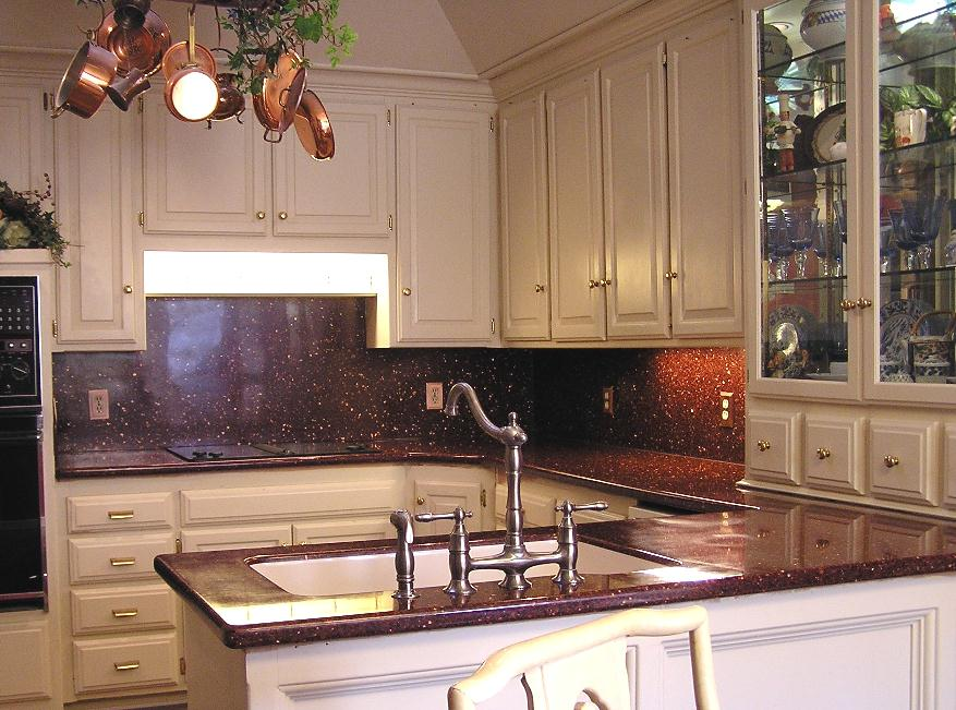 Oklahoma s best cabinetmaker building quality cabinets and for Kitchen in the canyon